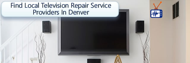 Schedule your television service appointment in Denver, CO 10002 today.